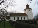 Ventlinge kyrka sedd från Norr.