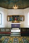 Karaby kyrka, koret. Neg.nr 03/159:23