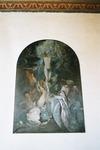 Karaby kyrka, före detta altartavla. Neg.nr 03/159:16