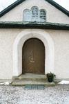 Sankta Marie kapell , västportal.  Neg.nr 03/112:20
