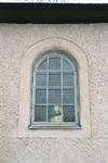 Sankta Marie kapell, långhusfönster.  Neg.nr 03/112:14