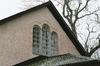 Sankta Marie kapell, trefönstergrupp.  Neg.nr 03/112:14