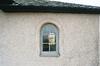 Sankta Marie kapell, fönster i sakristians östfasad.  Neg.nr 03/112:08