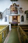 Sankta Marie kapell, vy över långhuset.  Neg.nr 03/102:18