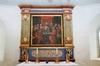 Sankta Marie kapell, altaruppsats.  Neg.nr 03/102:08