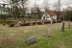 Myssjö kyrkas kyrkogård.
