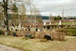 Myssjö kyrkogård.