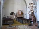 Martebo kyrka interiör