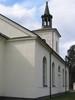 Mörsils kyrka, exteriör, norra fasaden sedd från öster.