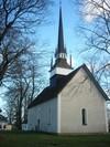 Brunneby kyrka från NV