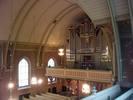 Sankt Johannes kyrka interiör