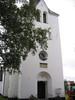 Dals kyrka, exteriör, västra fasaden.
