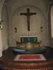 Dals kyrka, interiör, kyrkorummet, koret .