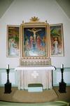 Koret i Trogareds kapell. Neg.nr. B963_012:16. JPG.